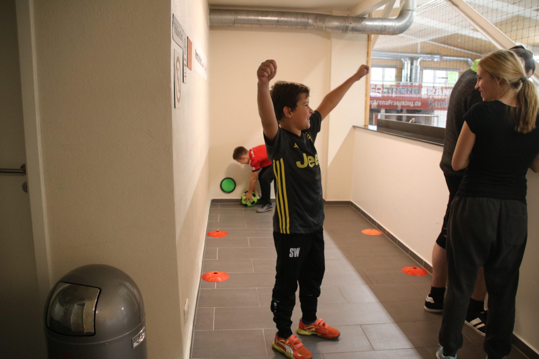 soccertag - Spaß mit Freunden