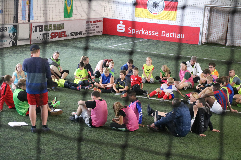 soccertag - Thema & Input