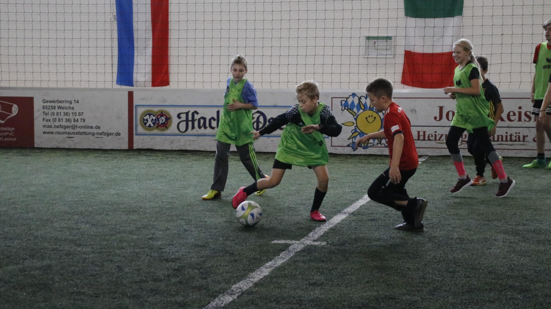 soccertag - Kids Kicken